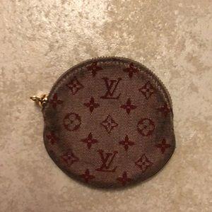 100% authentic Louis Vuitton coin purse